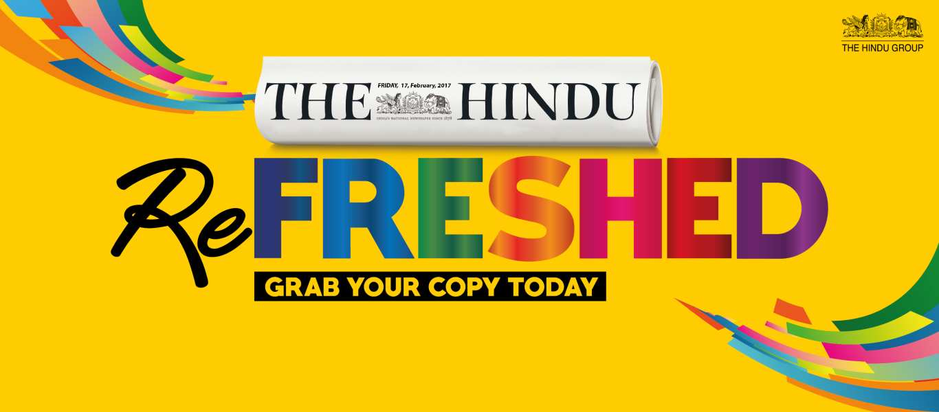 The Hindu' group Newspaper Subscription |Subscribe Hindu